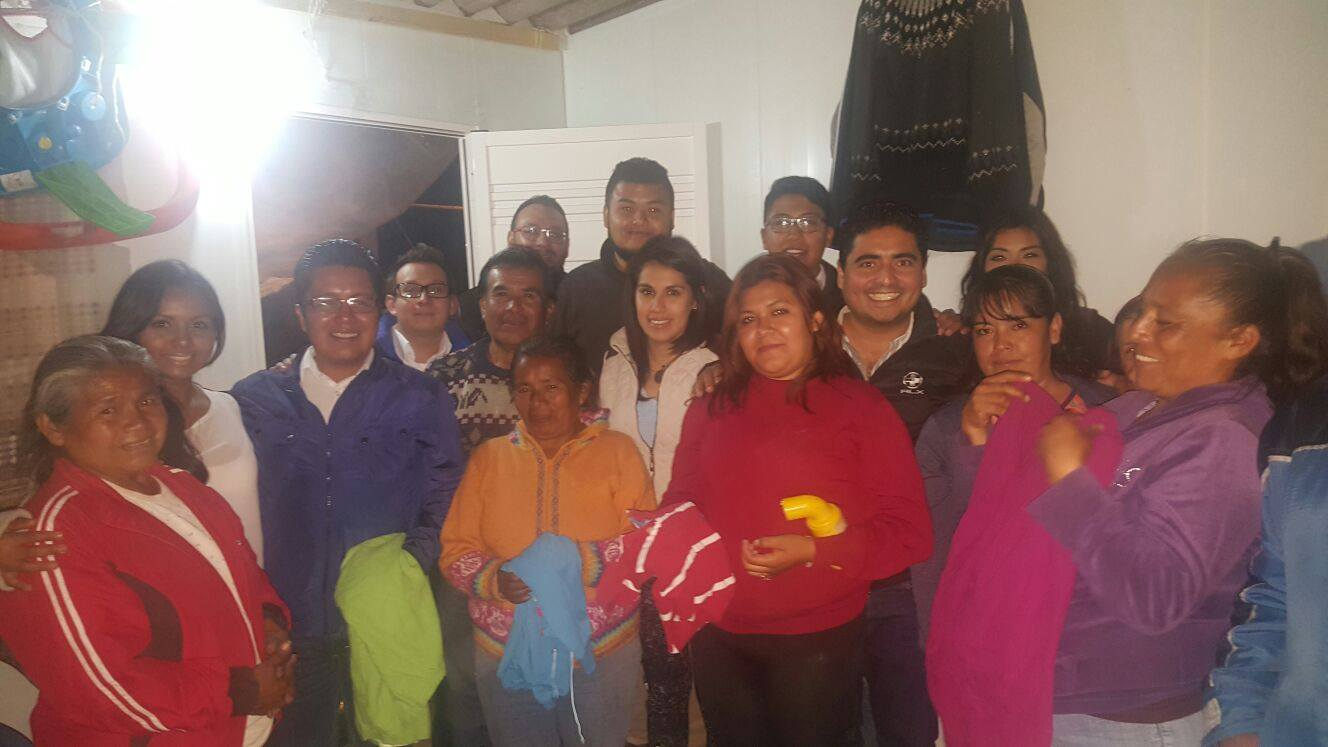 109 Donation Of Clothes And Shoes To 25 Immigrants In